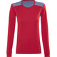 Norrøna Falketind Super Wool Shirt Women Crimson Kick